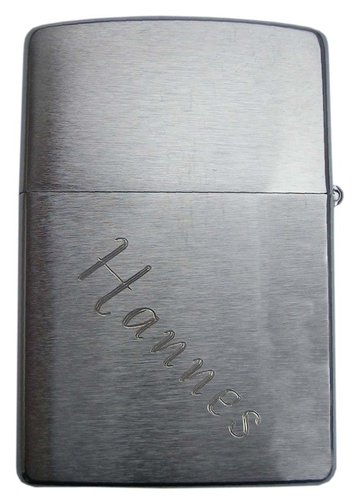 Zippo with engraving